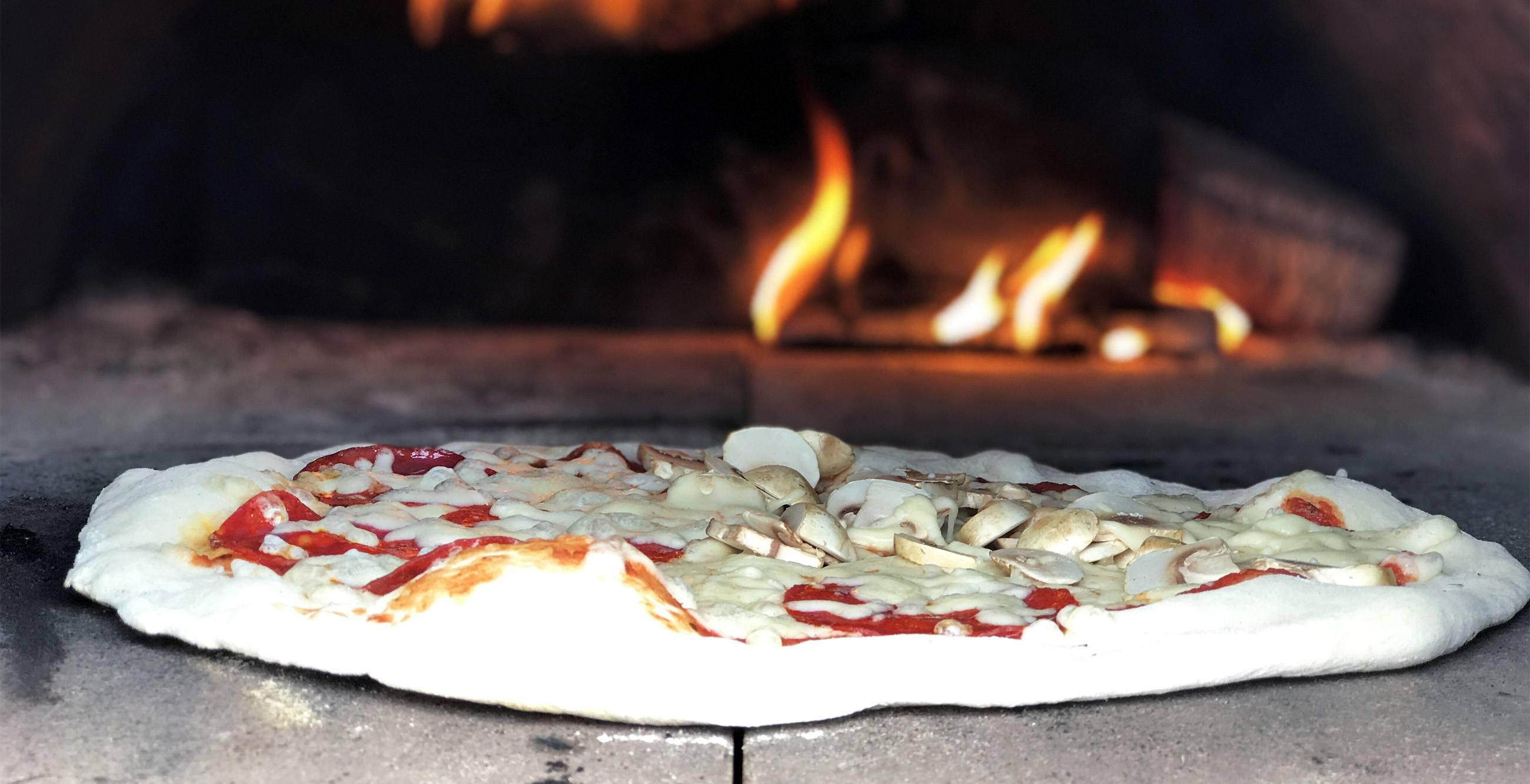 Pizza & Pasta Catering mogelijkheden